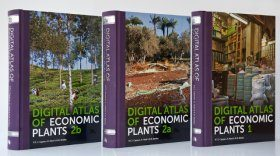 Digital Atlas of Economic Plants (3-volume set)