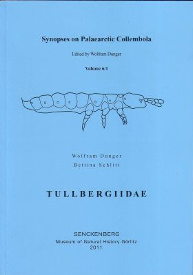 Synopses on Palaearctic Collembola, Volume 6, Part 1: Onychiuroidea: Tullbergiidae (2011)