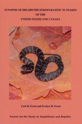 Synopsis of Helminths Endoparasitic in Snakes of the United States and Canada