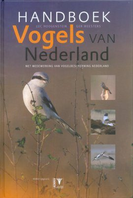 Handboek Vogels van Nederland [Handbook to the Birds of the Netherlands]