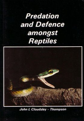 Predation and Defence Amongst Reptiles