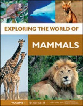 Exploring the World of Mammals (6-Volume Set)