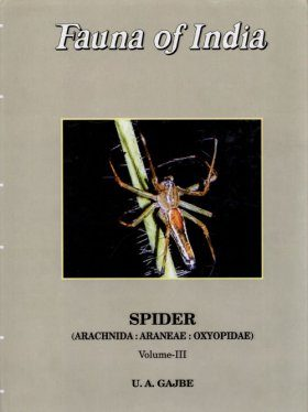 Fauna of India and the Adjacent Countries: Spider, Volume 3