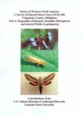 Insects of Western North America, Volume 3: Survey of Selected Insect Taxa of Fort Sill, Comanche County, Oklahoma, Part 2