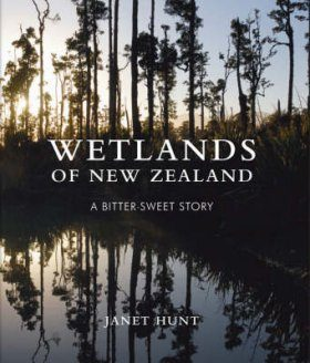 Wetlands of New Zealand