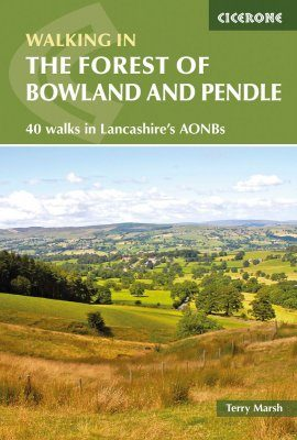 Walking in the Forest of Bowland and Pendle Hill