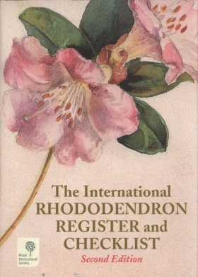 The International Rhododendron Register & Checklist (2-Volume Set)