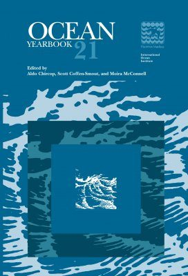Ocean Yearbook, Volume 21