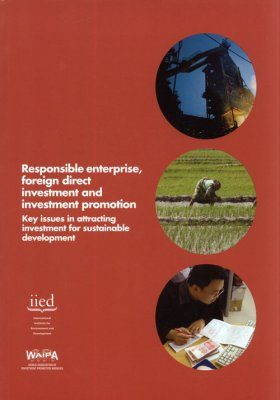 Responsible Enterprise, Foreign Direct Investment and Investment Promotion