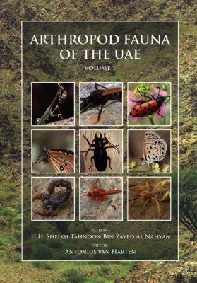 Arthropod Fauna of the UAE, Volume 1