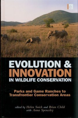 Evolution and Innovation in Wildlife Conservation
