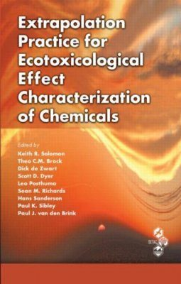 Extrapolation Practice for Ecotoxicological Effect Characterization of Chemicals
