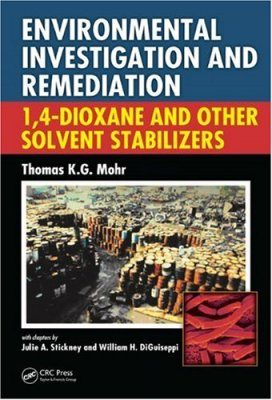 Groundwater Contamination by Solvent Stabilizers