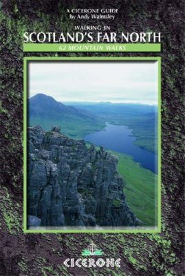 Cicerone Guides: Walking in Scotland's Far North