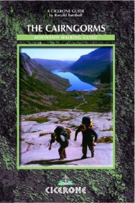 Cicerone Guides: Walking in the Cairngorms