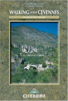 Cicerone Guides: Walking in the Cevennes