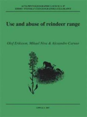 Use and Abuse of Reindeer Range