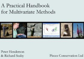 A Practical Handbook for Multivariate Methods