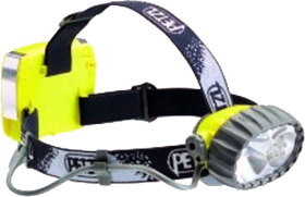 Petzl Duo LED 5 Waterproof Headtorch