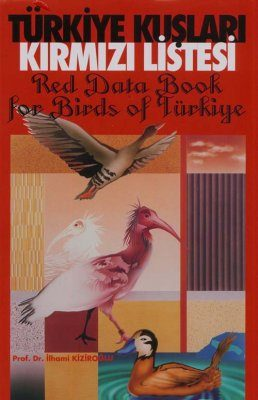 Red Data Book for Birds of Turkey