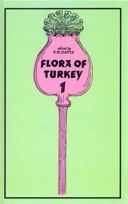 Flora of Turkey (11-Volume Set)