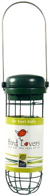 Droll Yankees Bird Lovers Suet Ball Feeder