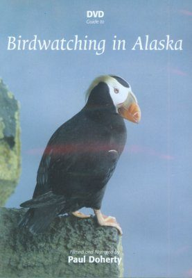 DVD Guide to Birdwatching in Alaska (All Regions)