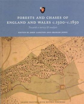 Forests and Chases of England and Wales c.1500 to c.1850