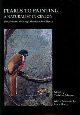 Pearls to Painting - A Naturalist in Ceylon