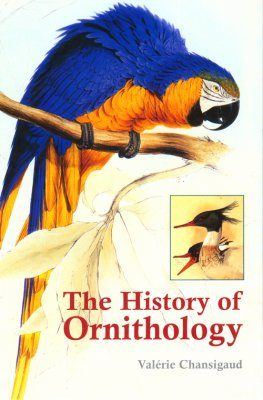 The History of Ornithology