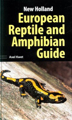 New Holland European Reptile and Amphibian Guide