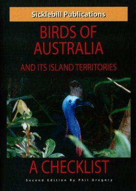 Birds of Australia and its Island Territories
