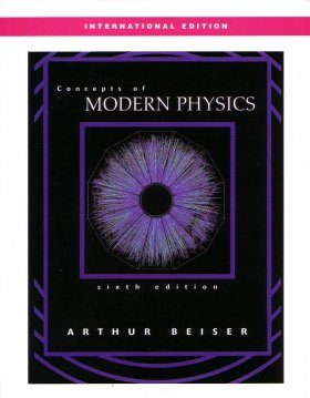 Concepts of Modern Physics (International Edition)