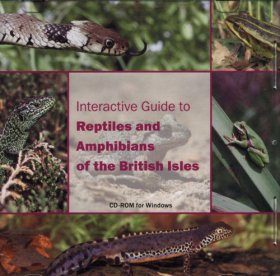 Interactive Guide to Reptiles and Amphibians of the British Isles