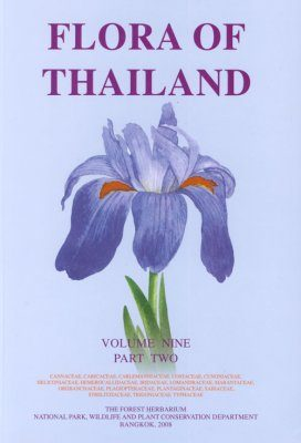 Flora of Thailand, Volume 9, Part 2