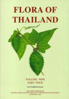 Flora of Thailand, Volume 9, Part 4