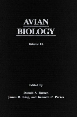 Avian Biology Volume 9