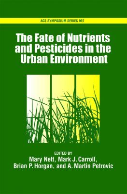 The Fate of Turfgrass Nutrients and Plant Protection Chemicals in the Urban Environment