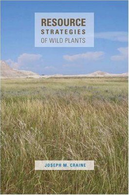 Resource Strategies of Wild Plants