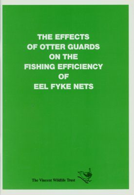 The Effects of Otter Guards on the Fishing Efficiency of Eel Fyke Nets