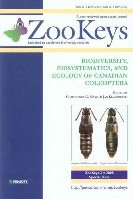 ZooKeys 2: Biodiversity, Biosystematics, and Ecology of Canadian Coleoptera