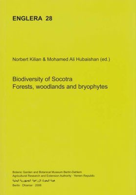 Biodiversity of Socotra: Forests, Woodlands and Bryophytes