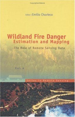 Wildland Fire Danger Estimation and Mapping