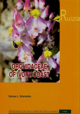 Orchidaceae of the Ivory Coast