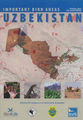 Important Bird Areas in Uzbekistan