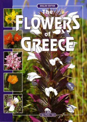 The Flowers of Greece (English Edition)