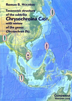 Taxonomic Structure of the Subtribe Chrysochroina CAST. with Review of the Genus Chrysochroa DEJ.