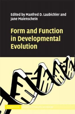 Form and Function in Developmental Evolution