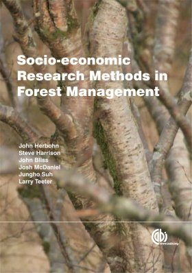 Socio-Economic Research Methods in Forest Management