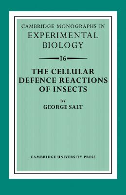 The Cellular Defence Reactions of Insects